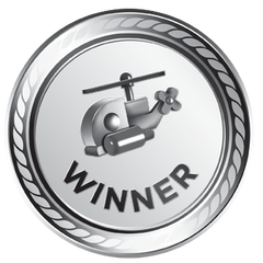 Silver Medal Independent Toy Awards