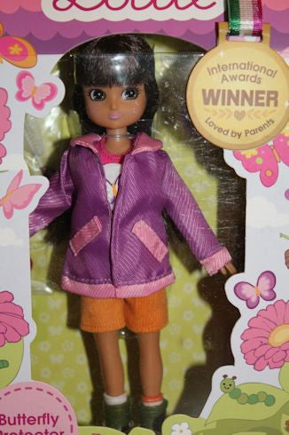 Lottie dolls review by Livin' the Mommy Life Blog