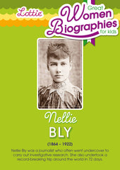 Nellie Bly biography for kids
