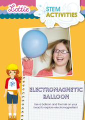 Electromagnetic Balloon STEM Activity