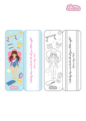 Raising the Bar Lottie printable bookmark