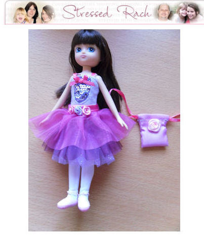 Spring Celebration Ballet Lottie Doll review by Stressed Rach
