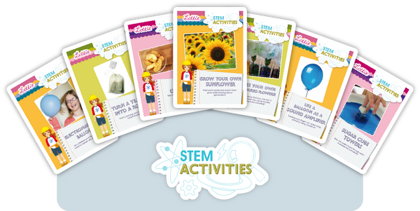 Lottie Stem Activities
