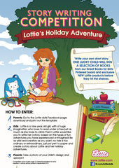 Lottie's Story Writing Competition