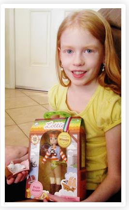 Lottie dolls review by The Travelling Sisterhood Blog