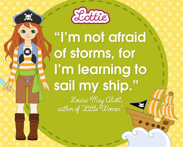 Wednesday Words of Wisdom - Louisa May Alcott
