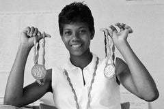 Wilma Rudolph Biography for Kids