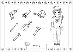 Young Inventor Lottie