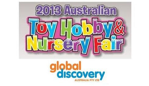 Lottie dolls at the Australian Toy Hobby & Nursery Fair 2013