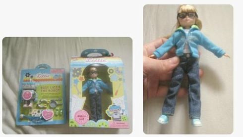 Lottie dolls review by Emily Reviews blog