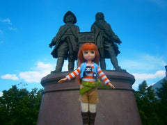 Where's Lottie? Learning about Russian history in Ekaterinburg, Russia