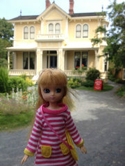 Where's Lottie? Learning about artist Emily Carr in Victoria, BC, Canada