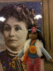 Where's Lottie? Learning about Suffragettes at the Houses of Commons, UK