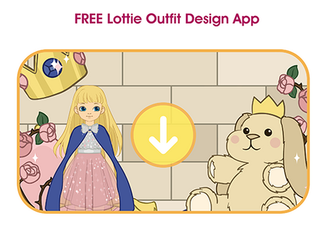 Queen of the Castle Downloadable Activities