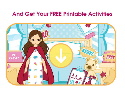 True Hero Lottie Downloadable Activity Pack