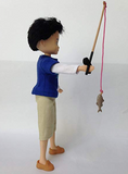 Doll Clothes | Gone Fishing | Lottie Dolls
