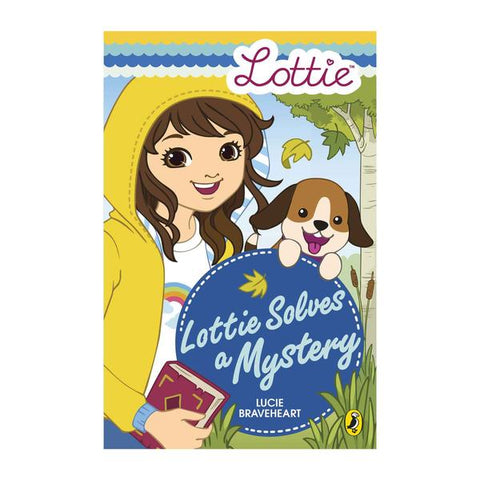 Lottie Solves a Mystery Book