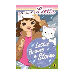 Lottie Braves a Storm Book