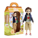 Kite Flyer Finn Boy Doll - Lottie Dolls  - 1