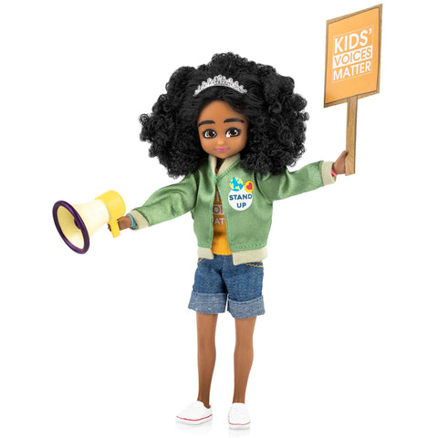 Kid Activist Doll | Lottie Dolls