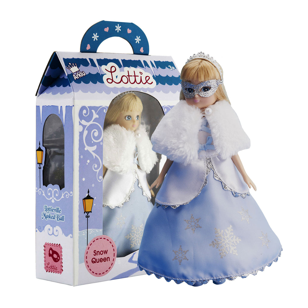 Dressing De Petite Fille snow queen | 7.5"