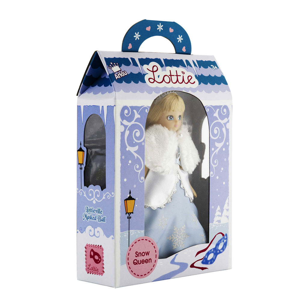 Doll   Snow Queen   Kids Toys & Gifts by Lottie