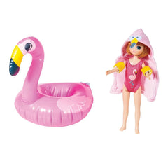 Pool Party Lottie Doll