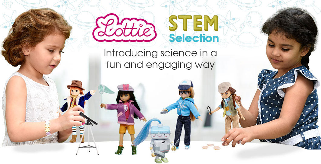 Lottie dolls STEM Selection