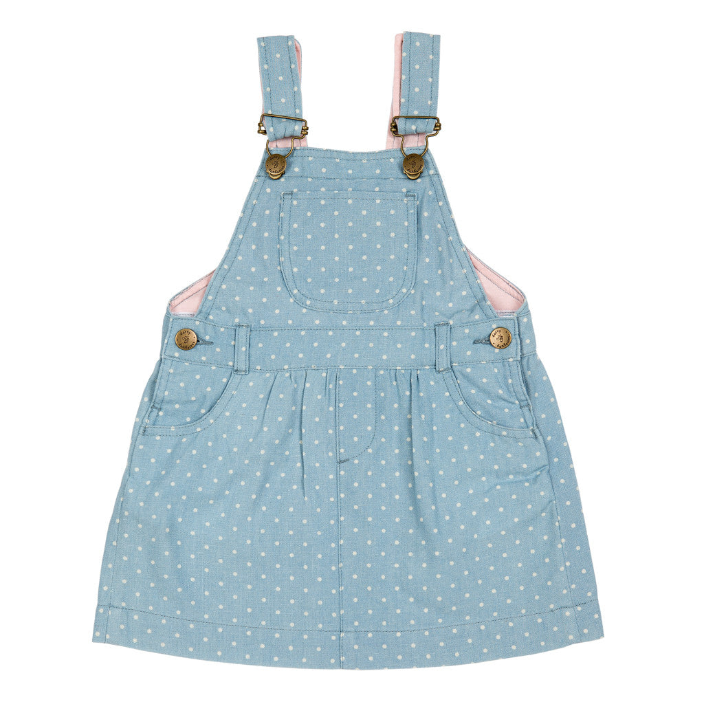 Original Dotty Dungarees Dotty Dress My Baby Edit