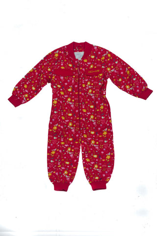 Flower Meadow Childrens Overall
