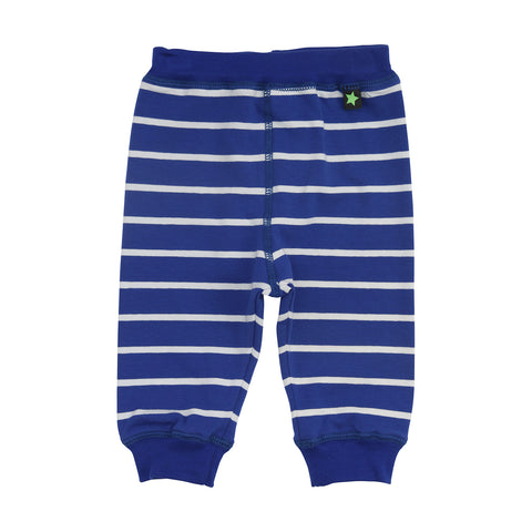 Original MOLO soft pants Blueprint Stripe My Baby Edit