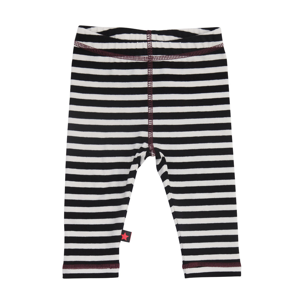 Original MOLO Leggings Graphic Stripe My Baby Edit