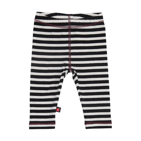 Soft Leggings - Graphic Stripe