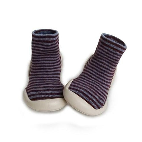 Indoor Slippers - Trendy Stripes
