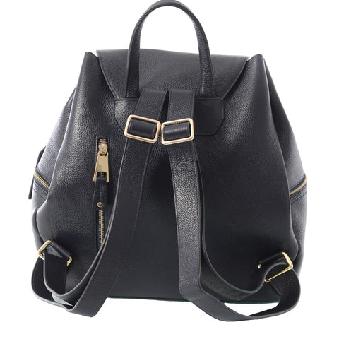 Original Kerikit Real Leather Thor Navy Backpack Back My Baby Edit