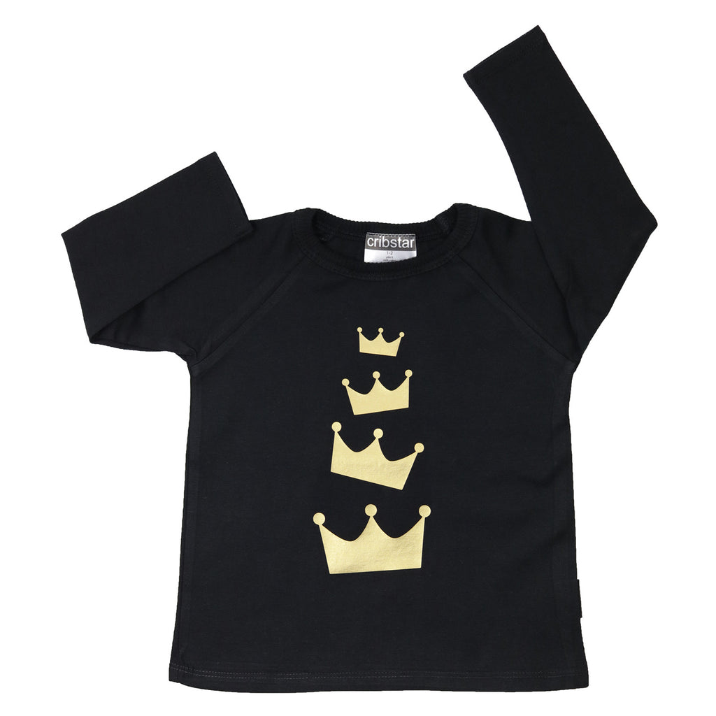 Original Cribstar Crown Sweatshirt My Baby Edit
