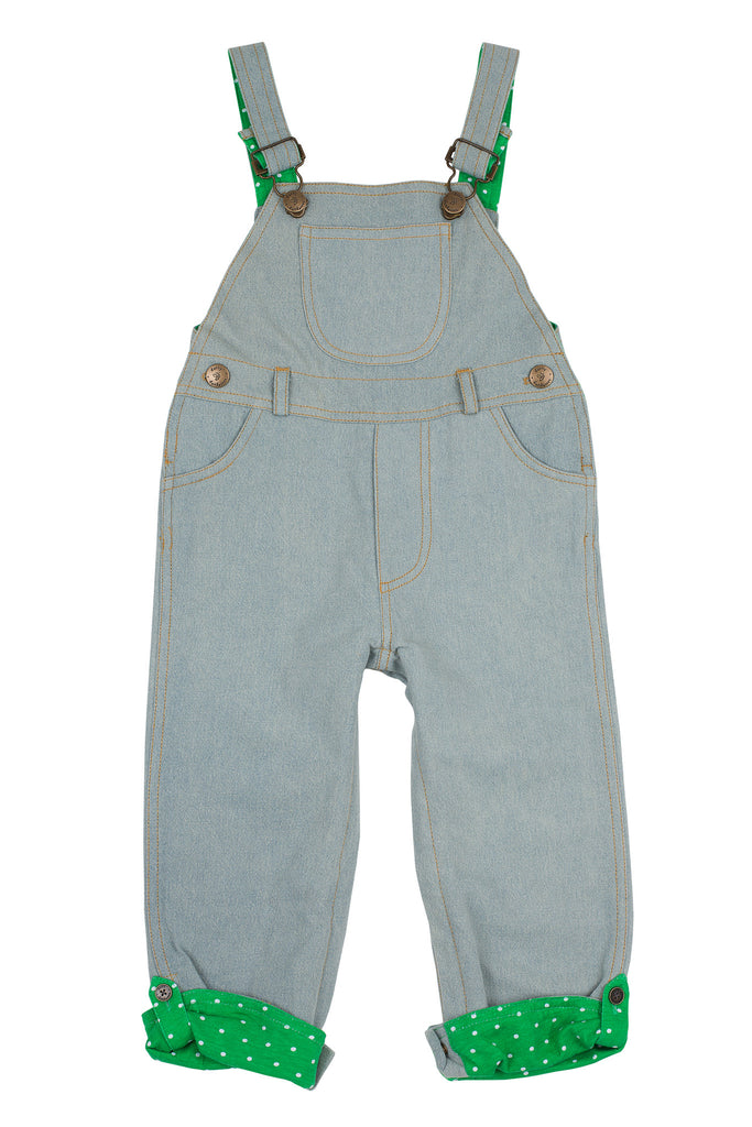 Original Dotty Dungarees Dotty Green Dungarees My Baby Edit