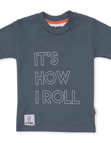 Its How I Roll T-Shirt