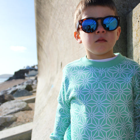 Original Lennie & Co. Fyfe Fyfe Sweatshirt Campaign MyBabyEdit