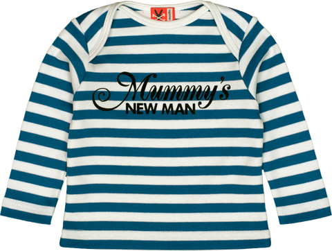 Long Sleeve Tee - Mummy's New Man