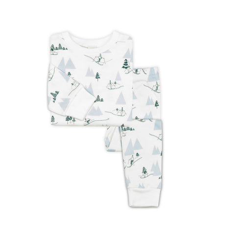Alpine Adventure Classic Long Sleeve PJ Set