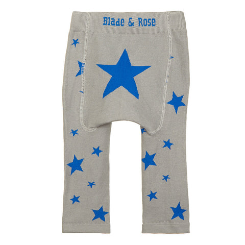 Original Blade & Rose Blue Star leggings MyBabyEdit