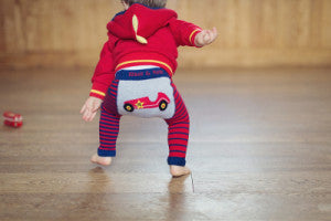 Original Blade & Rose Classic Car Baby Leggings Campaign Picture My Baby Edit