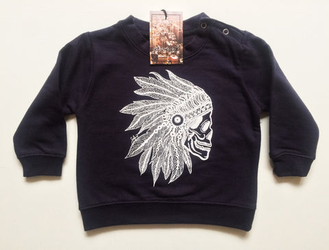 Chief Sweatshirt - Navy Blue