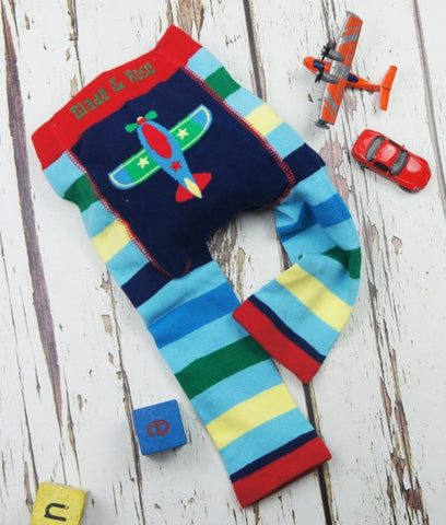 Plane Baby Leggings