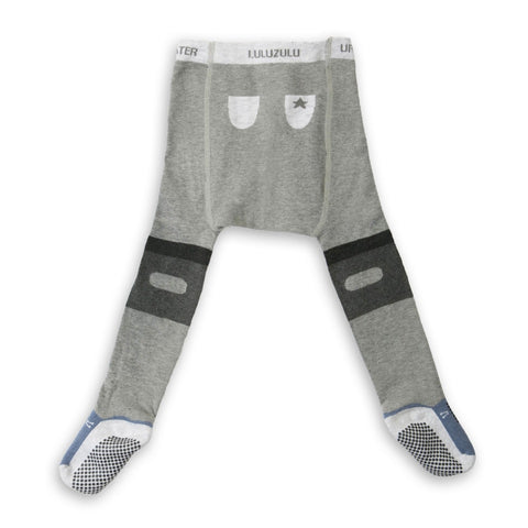 Original ZULULULU Unisex Full Leg Baby Tights Urban Skater Close Up My Baby Edit