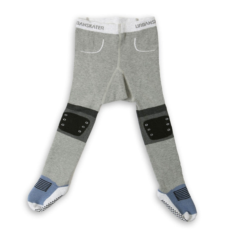 Original ZULULULU Unisex Full Leg Baby Tights Urban Skater My Baby Edit