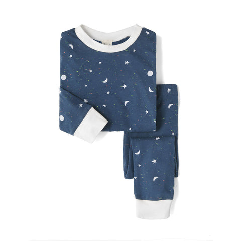 Galaxy Long Sleeve PJ set