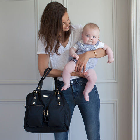 Original Storksak Alexa Changingbag Campaign My Baby Edit