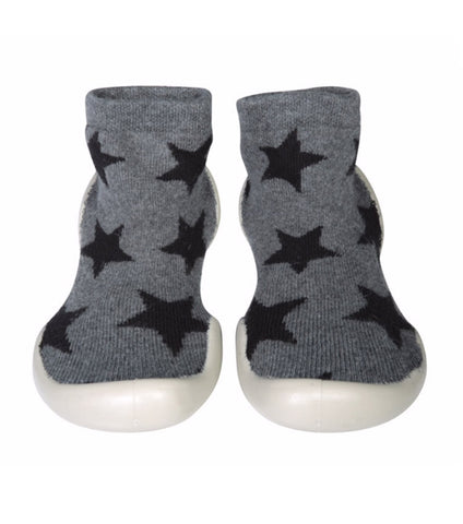 Original Collegien Indoor Slippers NUNUNU Stars My Baby Edit